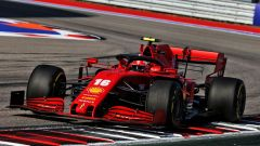 GP Russia 2020, Sochi: Charles Leclerc (Ferrari)