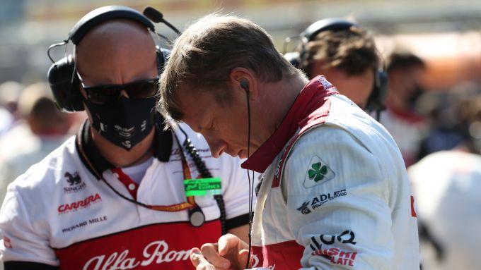 GP Russia 2020, Sochi: Kimi Raikkonen (Alfa Romeo)
