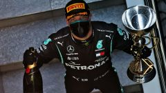 GP Russia 2020, Sochi: Valtteri Bottas (Mercedes)