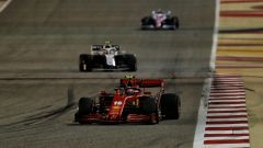 GP Sakrhi 2020, Charles Leclerc (Ferrari)