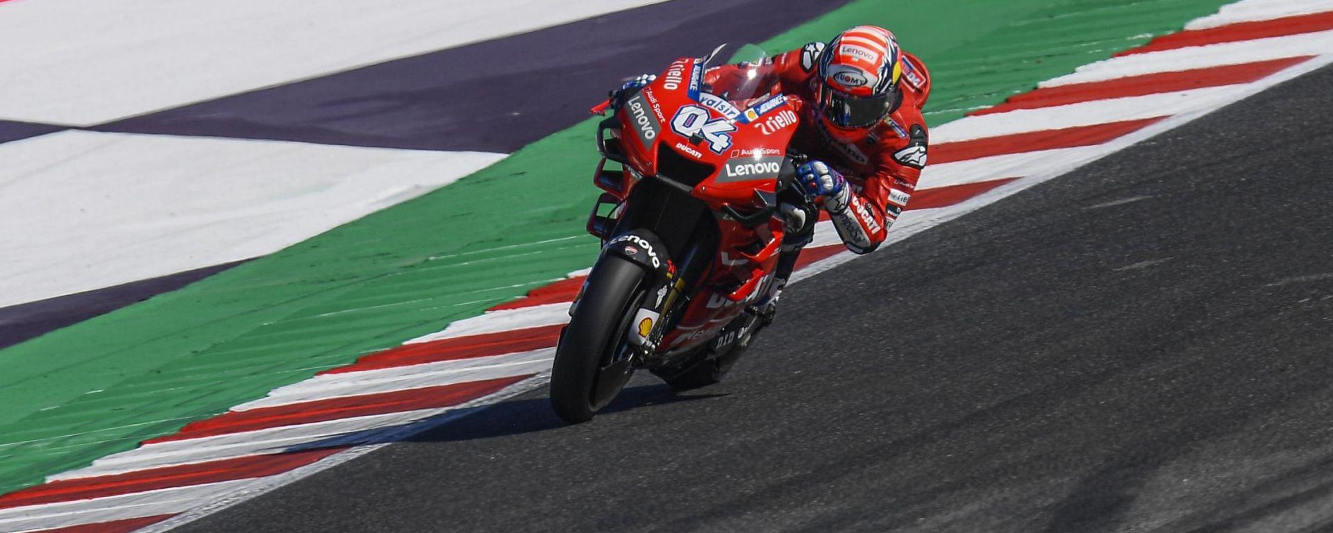 GP San Marino 2019, Misano Adriatico: Andrea Dovizioso (Ducati)