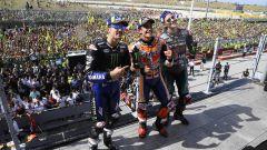 Albo d'oro GP San Marino MotoGP, Moto2, Moto3, 500, 250, 125
