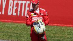GP Spagna 2019, qualifiche, Sebastian Vettel (Ferrari)