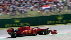 GP Spagna 2019, Sebastian Vettel (Ferrari)