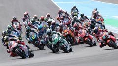 GP Spagna 2019, start