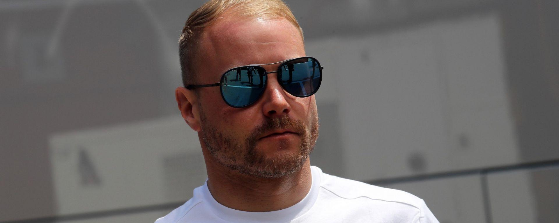 GP Spagna 2019, Valtteri Bottas (Mercedes)