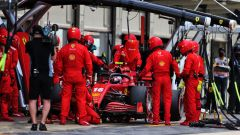 GP Spagna 2020, Barcellona: Charles Leclerc (Ferrari)