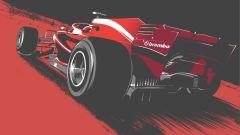 La frenata più impegnativa della pista di Barcellona al GP di Spagna F1, by Brembo
