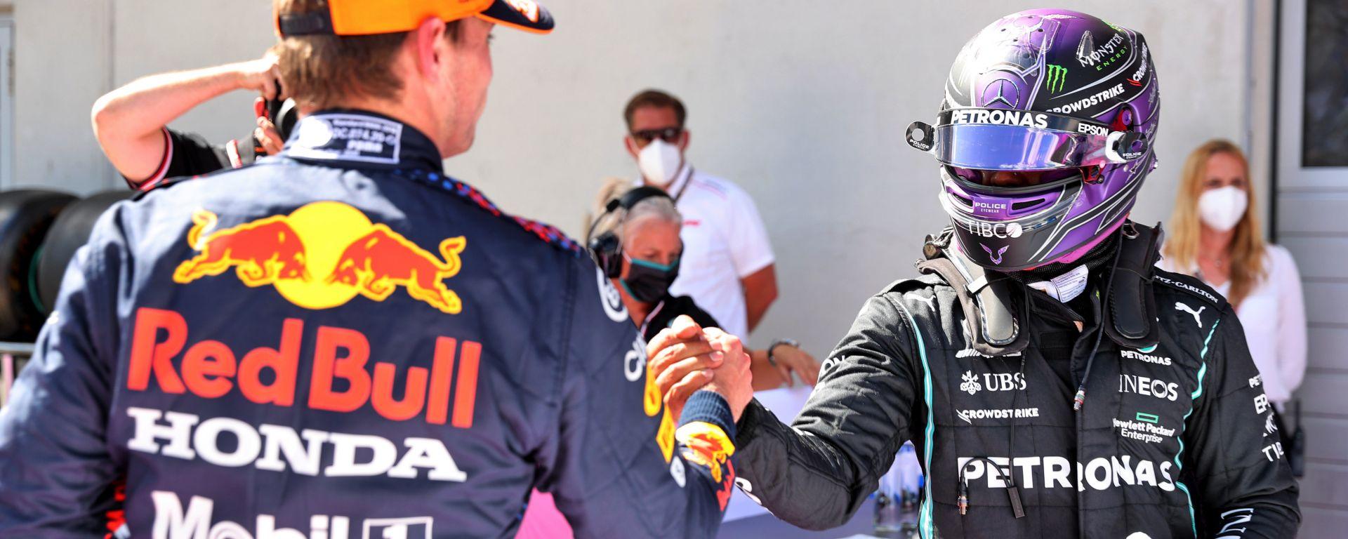F1 GP Stiria 2021: analisi qualifiche in diretta Instagram - Video