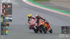 GP Stiria 2021, cronaca e risultati della Moto3 e della Moto2