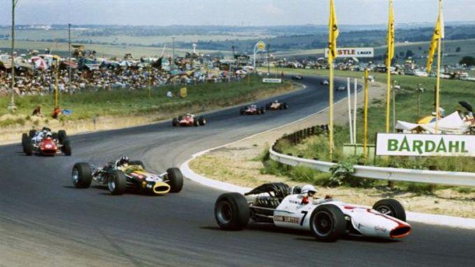 GP Sud Africa 1967, Kyalami