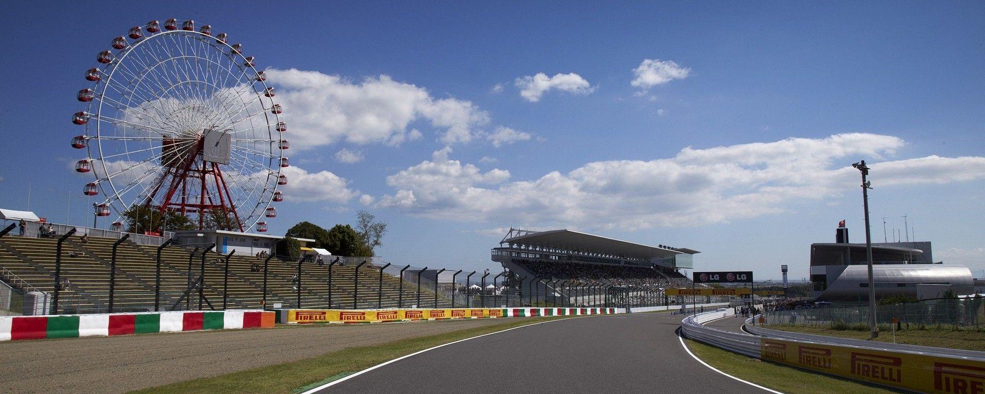 GP Suzuka F1 2017, ecco gli orari TV e la programmazione del weekend