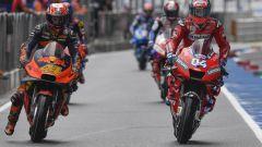 Possibile scambio Espargaro-Petrucci tra Ducati e KTM