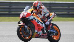 GP Thailandia, Buriram. Marquez in pole davanti a Rossi. Terzo Dovizioso