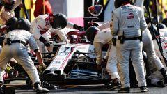 GP Toscana 2020, Mugello: Kimi Raikkonen (Alfa Romeo)