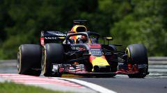 F12018, GP Ungheria, FP1: Ricciardo chiude in testa, Vettel secondo
