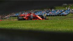 F1 2018, GP Ungheria, FP3: Vettel ancora in testa, ma la Mercedes è vicina