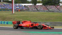 GP Ungheria 2019, Hungaroring, Charles Leclerc (Ferrari)