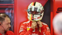 GP Ungheria 2019, Hungaroring, Sebastian Vettel (Ferrari)