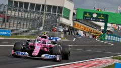 GP Ungheria 2020, Budapest: Lance Stroll (Racing Point)