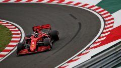 GP Ungheria 2020, Budapest: Sebastian Vettel (Ferrari)