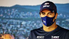 GP Ungheria 2020, Budapest: Sergio Perez (Racing Point)