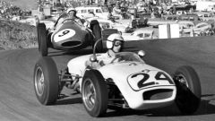 GP USA 1960, Riverside: Jim Hall (Lotus)