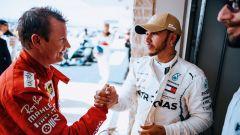 """F1 2018, GP USA, Raikkonen: """"Meglio che arrivare 2°..."""", Vettel: """"Non un periodo facile"""""""