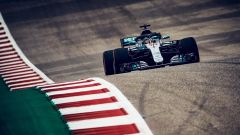 F1 2018, GP USA, Qualifiche: Hamilton pole al fotofinish, beffati Vettel e Raikkonen