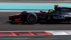 GP2 2015, Negrao al volante della monoposto del team Arden