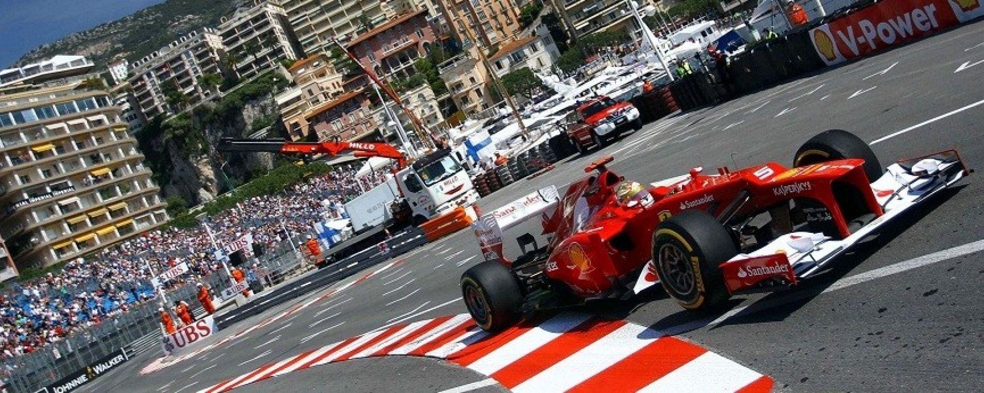 Circuito Monaco : F gp monaco f gran premio di monaco motorbox