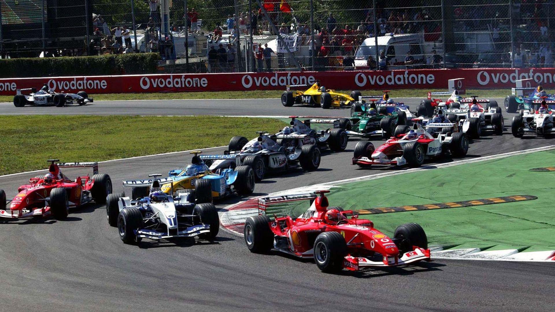 F1 Gran Premio Italia Monza 2017 Date Biglietti Orari