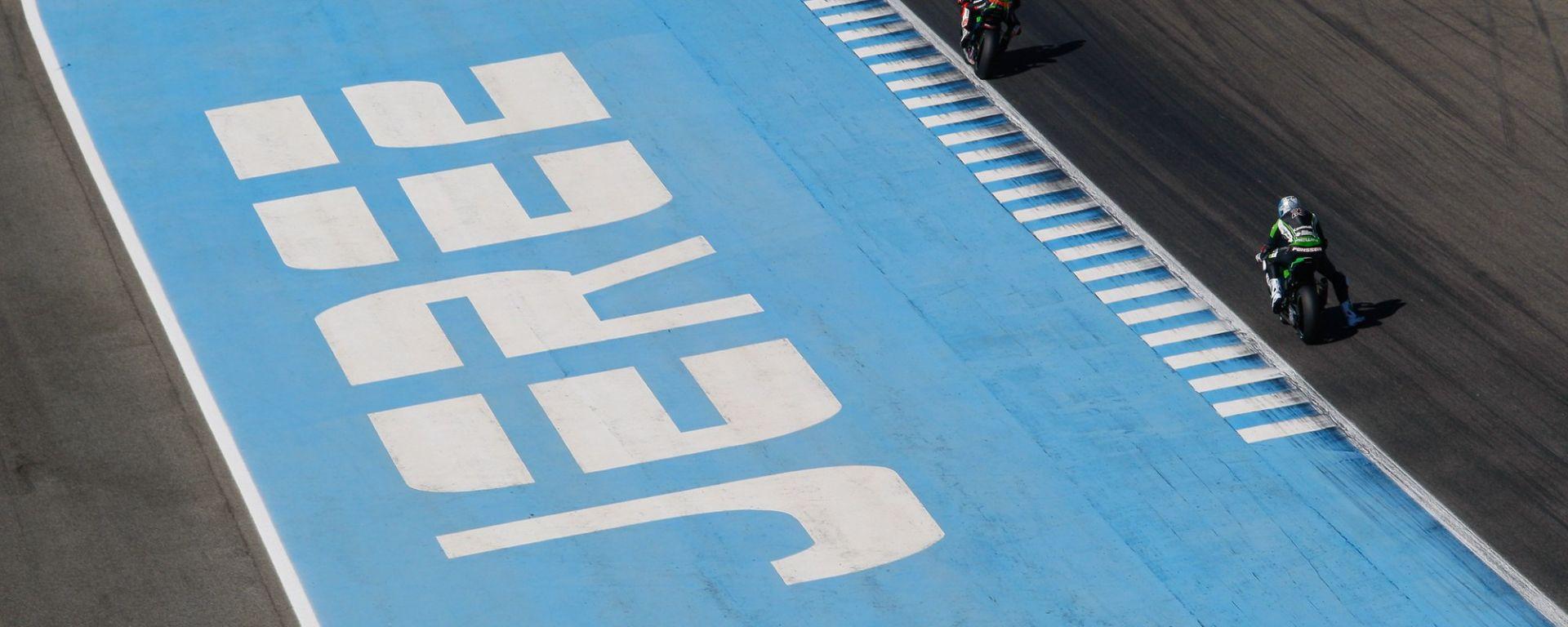 Gran Premio di Jerez Spagna Superbike: risultati Gara 1 e Gara 2