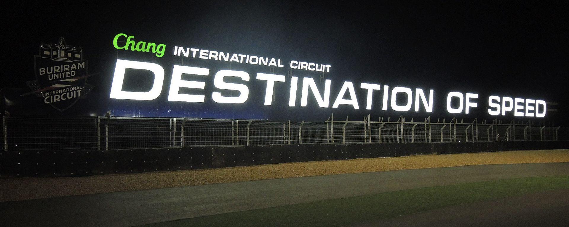 Superbike 2017 round 2 Gran Premio della Thailandia: prove libere, qualifiche, Gara 1 e Gara 2
