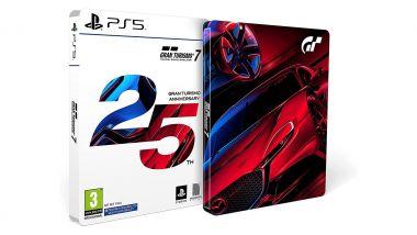 Gran Turismo 7, edizione 25th Anniversary