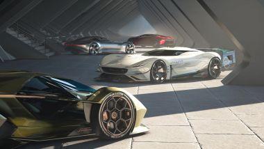 Gran Turismo 7: nuove immagini del gioco per PS4 e PS5