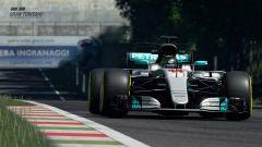 Gran Turismo Sport: ecco il DLC con la F1 di Hamilton - Immagine: 1