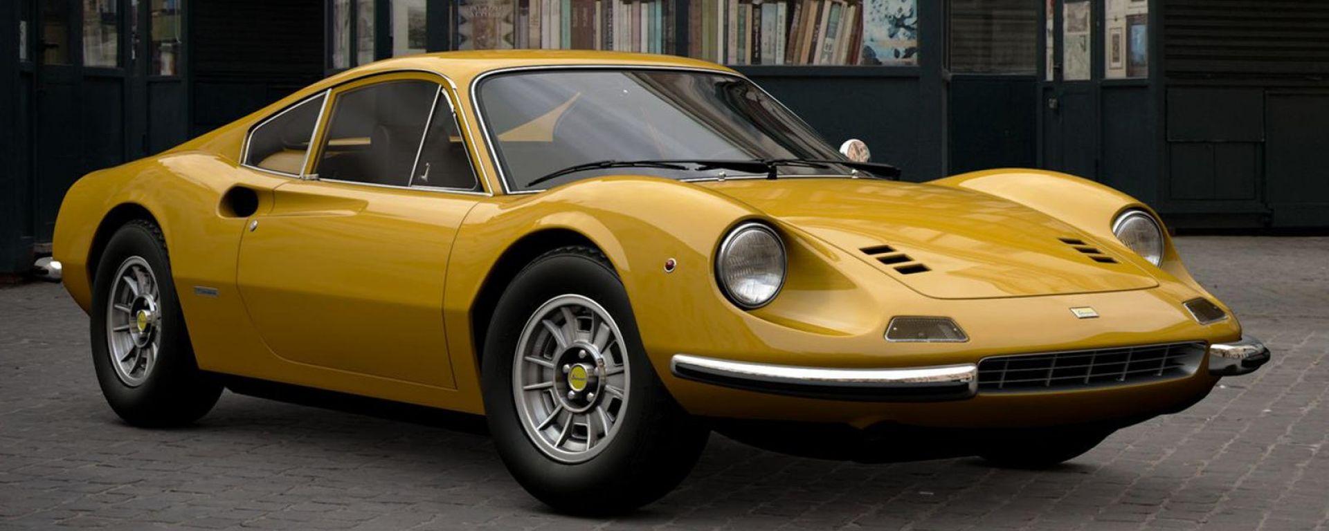 Gran Turismo Sport: arriva la Ferrari Dino 246 GT