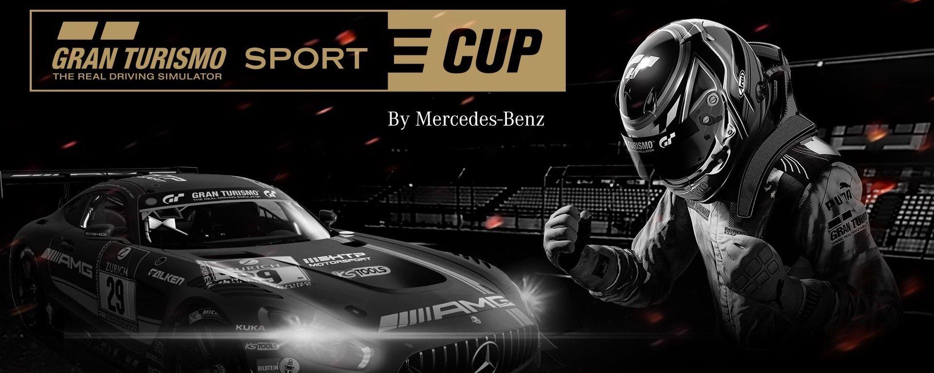 Gran Turismo Sport e-Cup by Mercedes-Benz: ecco come partecipare