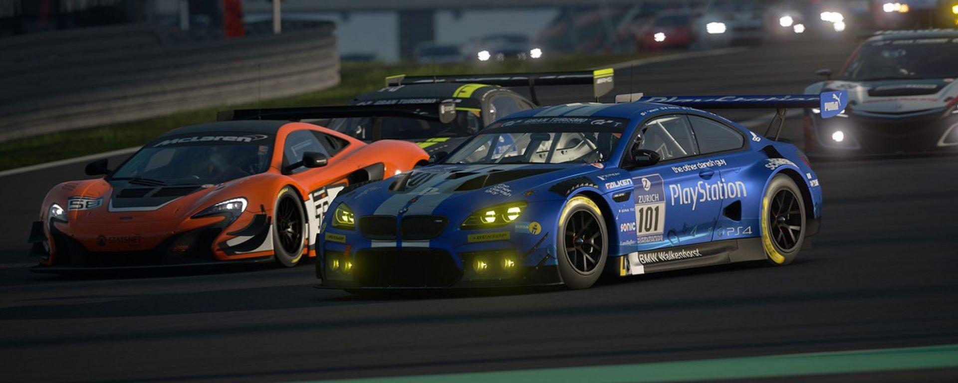 Gran Turismo Sport: ecco 13 nuove auto