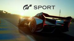 Trailer della nuova Lamborghini Gran Turismo Vision