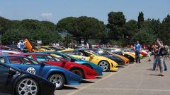 Grande Giro Lamborghini: tutte le foto - Immagine: 15