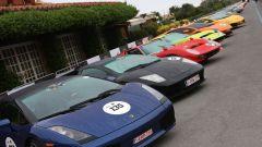 Grande Giro Lamborghini: tutte le foto - Immagine: 28