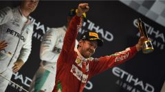 Grande terzo posto per Vettel - F1 GP Abu Dhabi