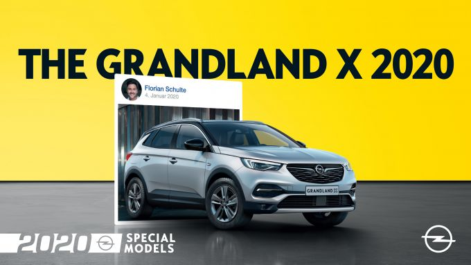 Grandland X ''Opel 2020''