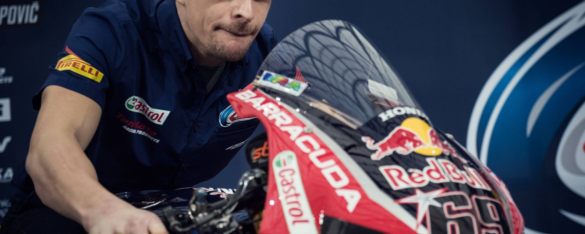 Grave incidente per Nicky Hayden