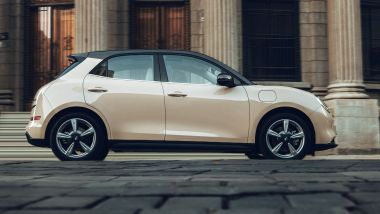 Great Wall Motors: Ora Cat, visuale laterale