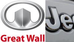 Great Wall vuole acquistare Jeep