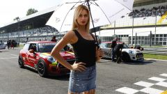 Grid Girl - MINI Challenge, Monza, gara 1