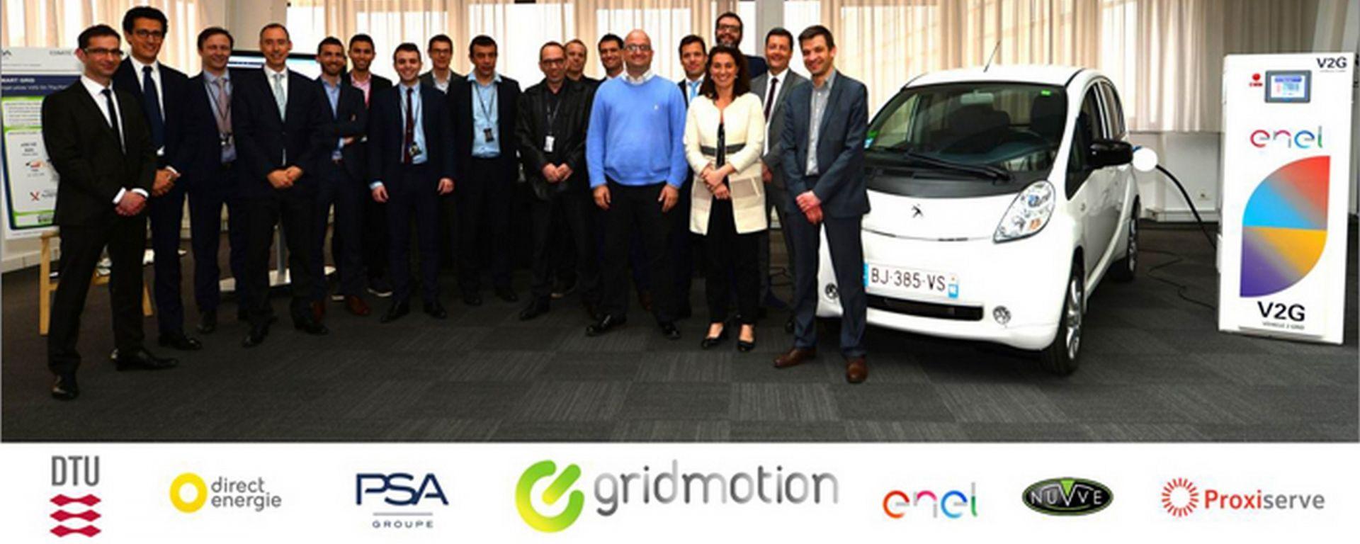 GridMotion: la presentazione